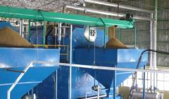 Xử lý khí thải lò hơi đốt trấu