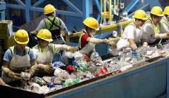 Xử lý nước thải tái chế nhựa