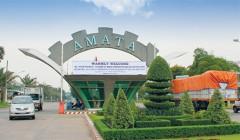 Báo cáo giám sát môi trường khu công nghiệp Amata